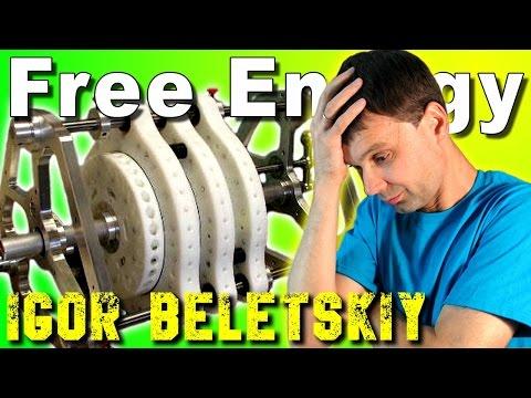 Генераторы свободной энергии своими руками