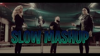► Özlem Ay || NIlüfer Ay ft. Ömer Akyüz ´Slow Mashup` 11 songs #mashup #cover
