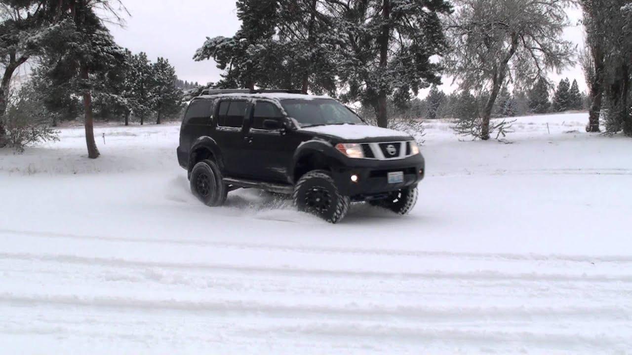 R51 Nissan Pathfinder - YouTube
