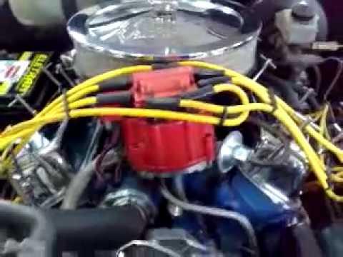 Motor Ford 302 V8 Distribuidor Eletr 244 Nico Hei Vendo