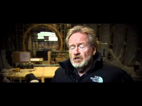 Prometheus Extended Featurette