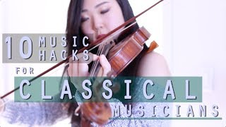 10 Music Hacks for Classical Musicians | Esther Hwang
