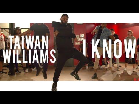 Yo Gotti - I know | Choreography With Taiwan Williams