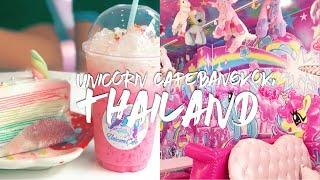 UNICORN CAFE 🦄💕 | Bangkok, Thailand