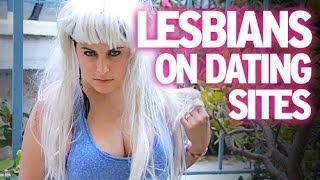 7 Types Of Lesbians On Dating Sites