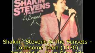 Watch Shakin Stevens Lonesome Train video