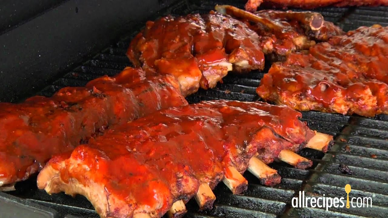 How to Barbeque Ribs - Allrecipes - YouTube
