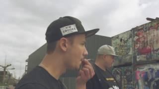 Teledysk: Junior eR - Granice Normalności (prod. Rafau89, Scratch DJ Shadowface)