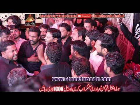 Baramdgi Taboot Imam Musa Kazim as | Chakwal Party Nohay | 26 Rajjab 2019 Sarpak Chakwal