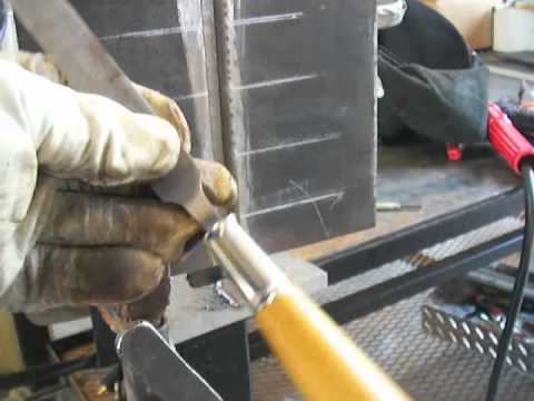 Stick Welding Tips for Passing a Structural Plate Welding Test - part 1