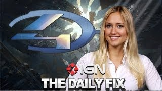 Halo 4's Achievements Revealed & Microsoft's Logo Change! - IGN Daily Fix 08.23.12