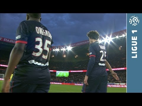 Paris Saint-Germain - SC Bastia (4-0) - Highlights (PSG - SCB) - 2013/2014