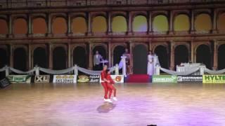 Olga Sbitneva & Ivan Youdin - Europameisterschaft 2016