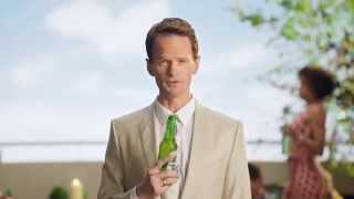 Drunk Neil Patrick Harris – Party – Heineken Light Commericial