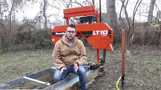 My Experience Buying a Wood Mizer LT10 Sawmill