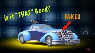 TYRANT EX REVIEW, IS IT WORTH BUYING? | Gangstar Vegas