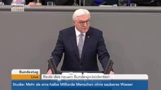 Fall Deniz YГcel BundesprГsident Steinmeier fordert Freilassung am 22.03.2017