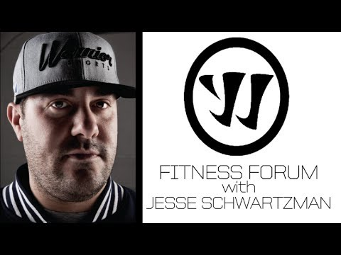 Fitness Forum with Jesse Schwartzman