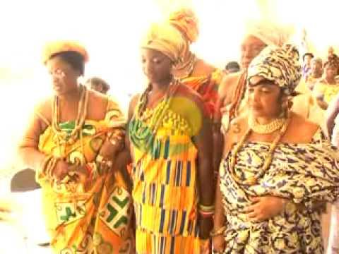 Ghana Most Beautiful Season VIII -Achawa's Durbar
