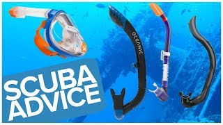 Choosing The Right Snorkel