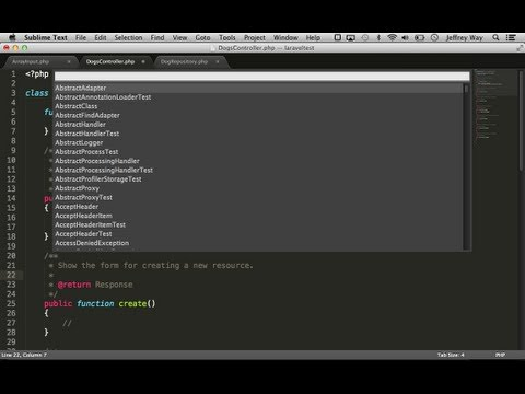 Sublime Text 3 Beta Released