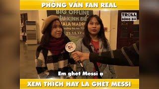 FAN TALK #14 : Fan Real có ghét Messi không ?