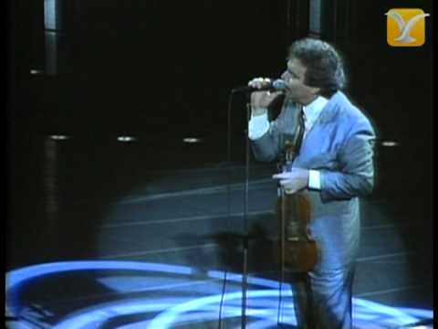 Dyango, Esta Noche Quiero Brandy, Festival De Viña 1990 video