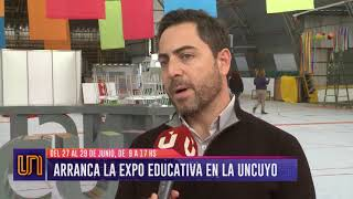 Comenzó la Expo Educativa en la UNCUYO