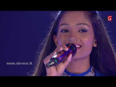 Mindadayo awidin -  Vithana Nadeeshani @ Derana Dream Star S08  (13-10-2018)