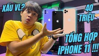 TỔNG HỢP TẤT CẢ VỀ iPHONE 11/PRO/PRO MAX 2019 - APPLE GÂY THẤT VỌNG???