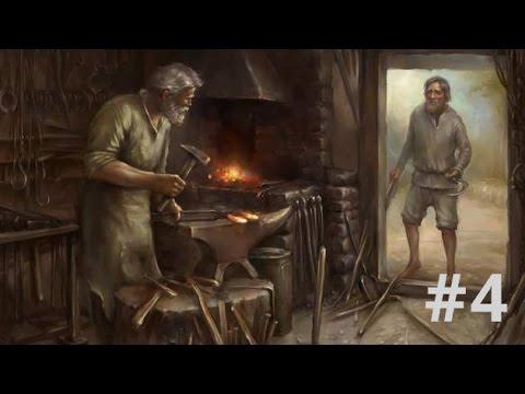 Гайд по Life is Feudal #4 - Строим кузницу (Forge and Anvil), плавим руду, создаем дом