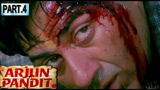 Arjun Pandit Full Hindi Movie PART - 4 | Sunny Deol, Juhi Chawla, | Bollywood Action Movies