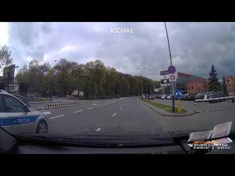 WYPADKI 2017-POLSKA Cz.7 (06.2017r) Accidents Poland