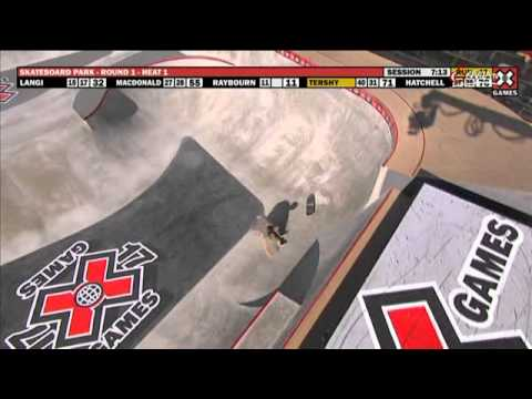 Skateboard-Gladiatoren - X-Games 2011 (Session One)