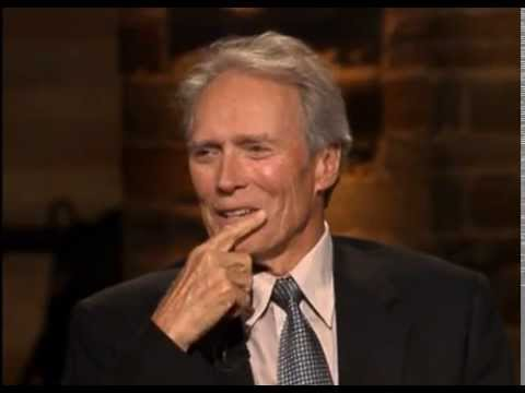Clint Eastwood funny story about Richard Harris Unforgiven