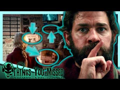 20 MORE Things You Missed In A Quiet Place (2018) en streaming