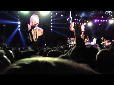 Badlands with speech - Bruce Springsteen - Stockholm 4th May 2013