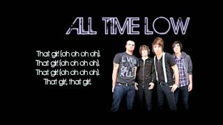 Watch All Time Low That Girl video