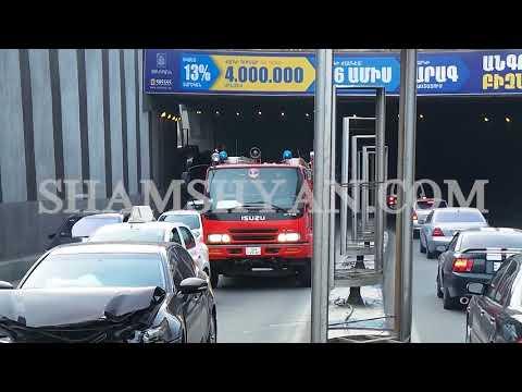 Մանկավարժականի դիմաց Hyundai-ն դուրս է եկել հանդիպակաց երթևեկելի գոտի և բախվել Lexus-ին