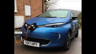 Renault Zoe 41kwh 7 Day Test Drive (~550 mile test drive)