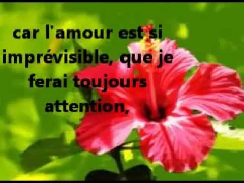 Po me d 39 amour youtube - Poeme d amour pour la saint valentin ...