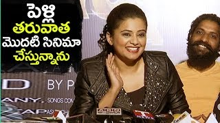 Actress Priyamani Speech at Sirivennela Movie Launch Press meet | Telugu Movies 2019 | Filmylooks