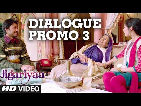 Jigariyaa - Dialogue Promo - 3 | Harshvardhan Deo, Cherry Mardia