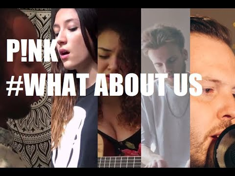 TOP 5 COVERS of WHAT ABOUT US - PINK