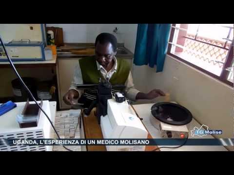 Uganda, l'esperienza di un medico Molisano