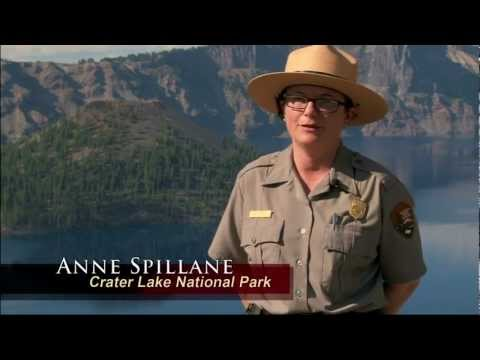 Crater Lake National Park Ranger Talk