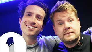 Download Lagu James Corden pranks fan who bailed on his show Gratis STAFABAND