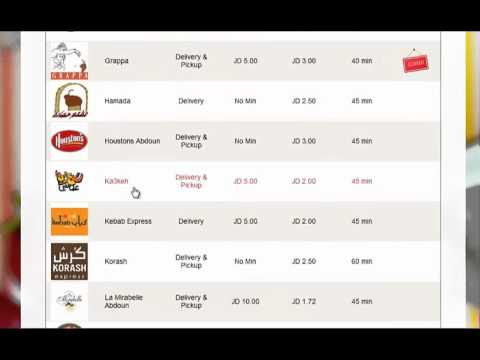 Ifood - how to order online food delivery