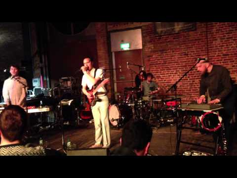 Wave Machines - Ill Fit (clip) - live at Club Attitude, Village Underground, London 26/3/13