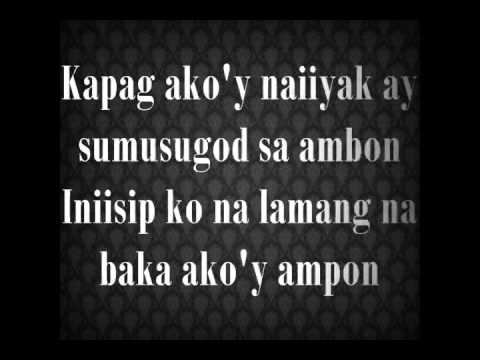 SIRENA - GLOC-9 ft. EBE DANCEL (Lyrics Video)